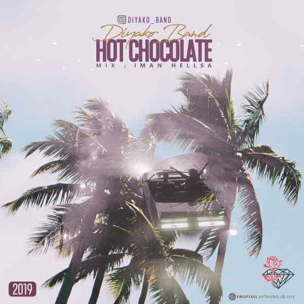 دانلود آهنگ جدید دیاکو بند بنام شکلات داغ